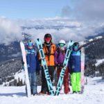 ski, skier